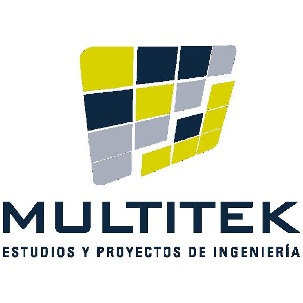 Página web programada a medida para Multitek Ingenieros